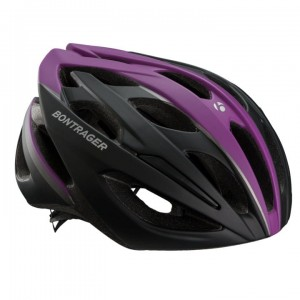 Kask Bontrager Starvos Women's Black/Purple CE 2016